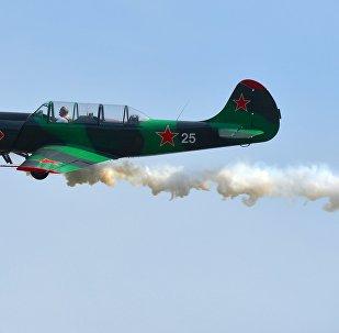 На праздновании Дня ВВС Беларуси