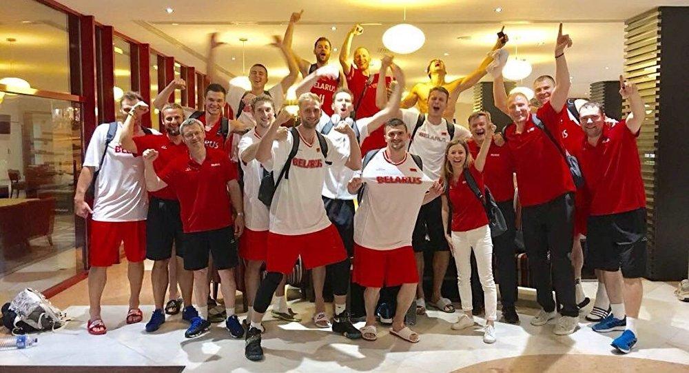 Баскетбол: белорусы прошли вквалификацию чемпионата мира