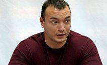 Спортсмен Андрей Драчев
