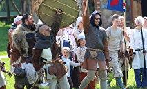 Фестываль Шлях вікінгаў