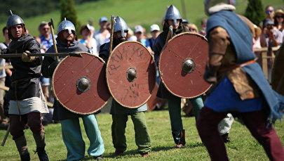 Фестиваль Путь викингов
