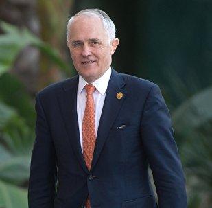 Премьер-министр Австралии Малкольм Тернбулл, архивное фото