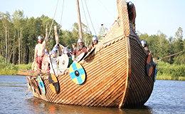 Як прайшоў фестываль Шлях вікінгаў