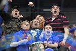 Чествование ХК СКА - обладателя Кубка Гагарина КХЛ