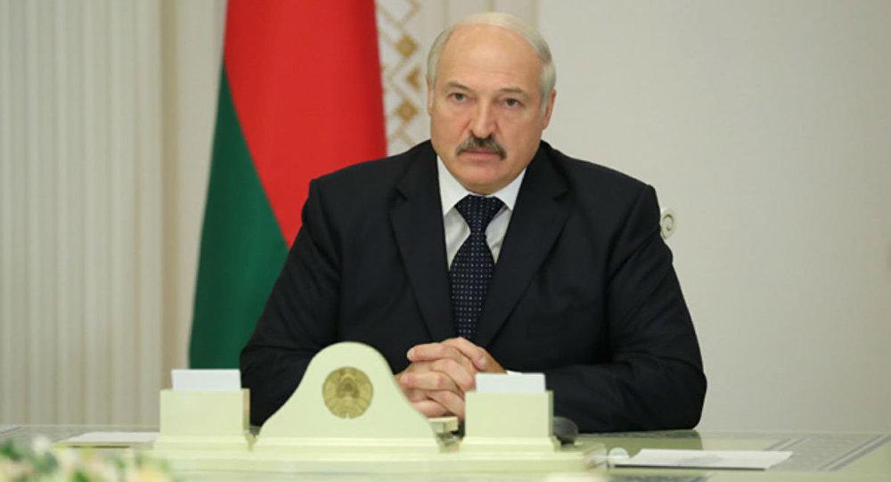 Александр Лукашенко на совещании по актуальным вопросам развития белорусской экономики 22 августа 2017 года