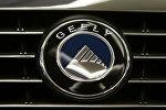 Эмблема Geely, архивное фото