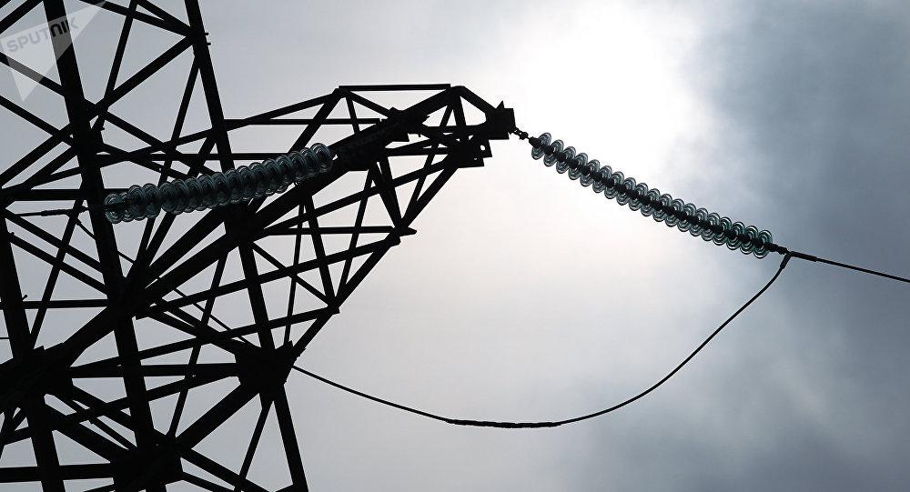 Электрычная падстанцыя