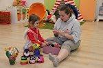 В детской комнате удобно оставлять ребенка на несколько часов