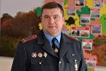Начальник пресс-службы МВД по Минской области Евгений Сачек