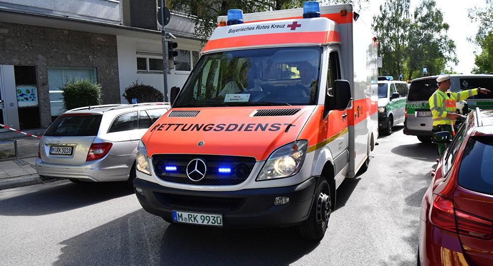 ВГермании вДТП савтобусом пострадали 44 человека