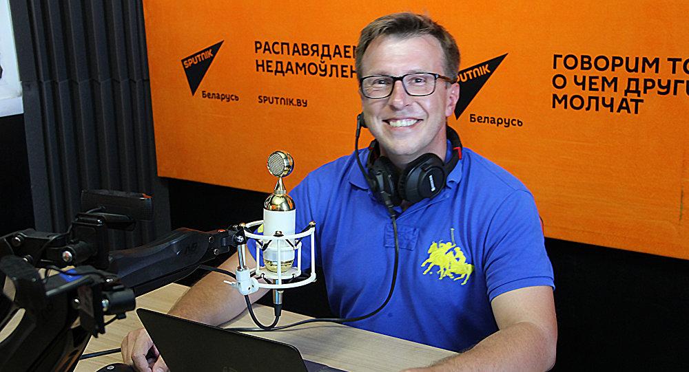 Расійскі журналіст Дмітрый Шчугараў