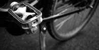 Педаль веласіпеда, архіўнае фота