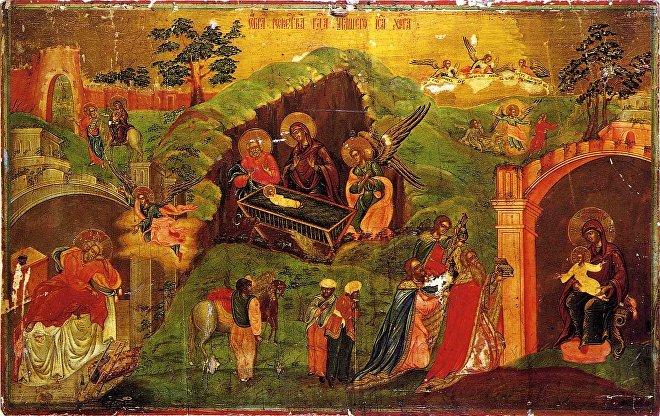 В монастыре Рождества Пресвятой Богородицы наАлтуфьевском шоссе отметят престольный праздник