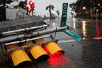 Ураган Харви бушует в Техасе