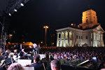 Последний концерт Классики у Ратуши сыграли в Минске
