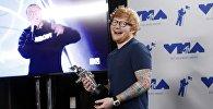 MTV назвал Эда Ширана музыкантом года