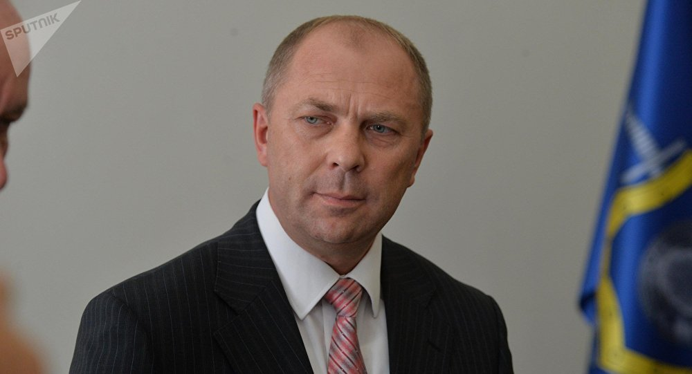 Председатель СК Беларуси Иван Носкевич