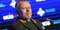 Заместитель министра обороны РФ генерал-лейтенант Александр Фомин