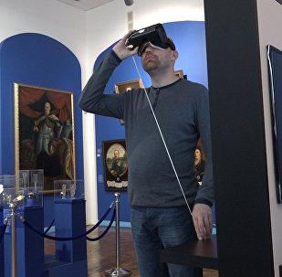 Крэўскі і Гальшанскі замкі можна наведаць віртуальна