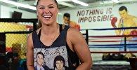 Боец Абсолютного бойцовского чемпионата (UFC) Ронда Роузи