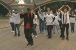 Майстар-клас калектыву TODES для ўдзельнікаў шоў Ты супер! Танцы