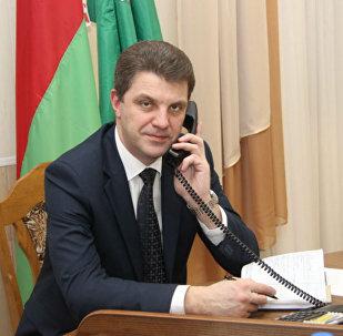 Намеснік Старшыні КДК Рэспублікі Беларусь Уладзімір Кухараў