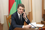 Заместитель Председателя КГК Республики Беларусь Владимир Кухарев
