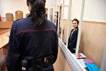 Ольга Степанова в суде Витебска - женщина рожала дома, ее ребенок умер