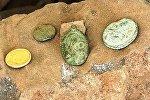 Археолагі знайшлі абраз Баркалабаўскай Божай Маці