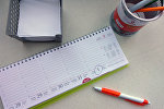 Рабочий стол и календарь 1 сентября