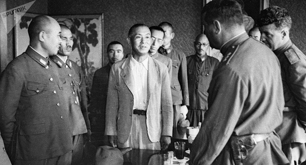 День окончания 2-ой мировой войны