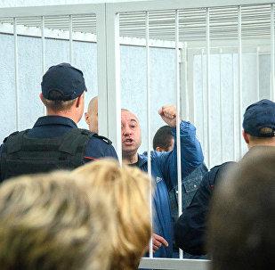 В суде Фрунзенского района Минска оглашение приговора в отношении сотрудников таможенного пункта пропуска Каменный Лог Ошмянской таможни