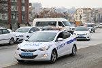 Автомобили полиции в Турции, архивное фото