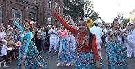 В Минске проходит карнавал-закрытие фестиваля VULICA BRASIL