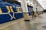 Станция метро Каменная Горка, архивное фото