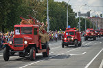 День спасателя в Минске