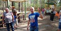 Погибший в ДТП под Смоленском Максим Кравцов