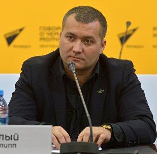 Председатель Республиканского союза туристической индустрии Филипп Гулый