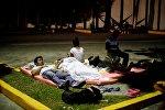 Многие мексиканцы остались без дома из-за землетрясения