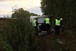 Страшная авария на Полевском тракте