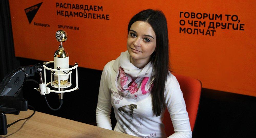 Председатель общественного объединения защиты животных Эгида Вероника Ханцевич