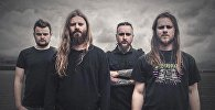 Музыканты польской металл-группы Decapitated