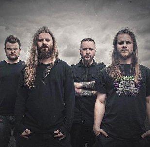 Музыкі польскага метал-гурта Decapitated