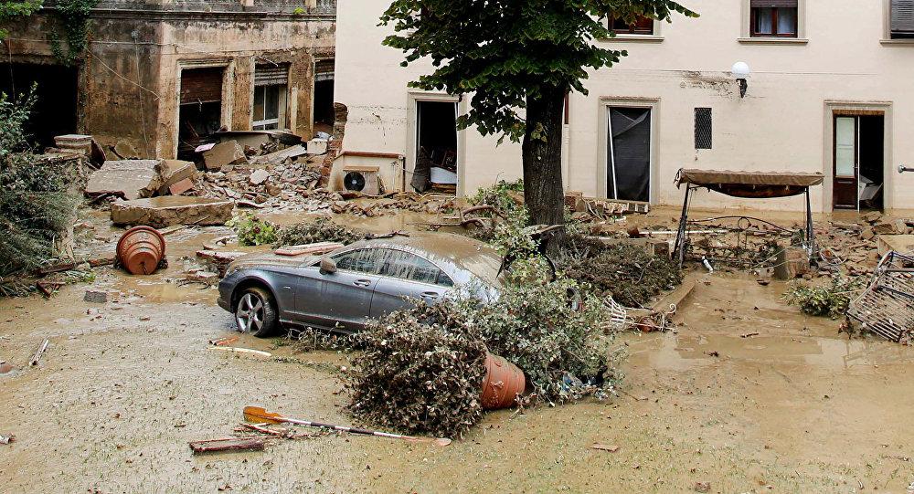 Наводнение вИталии: погибли семь человек