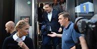 Михаил Саакашвили собирается пересечь польско-украинскую границу