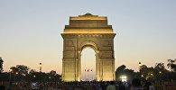 Столица Индии Нью-Дели, архивное фото
