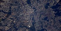 Фото Минска из космоса