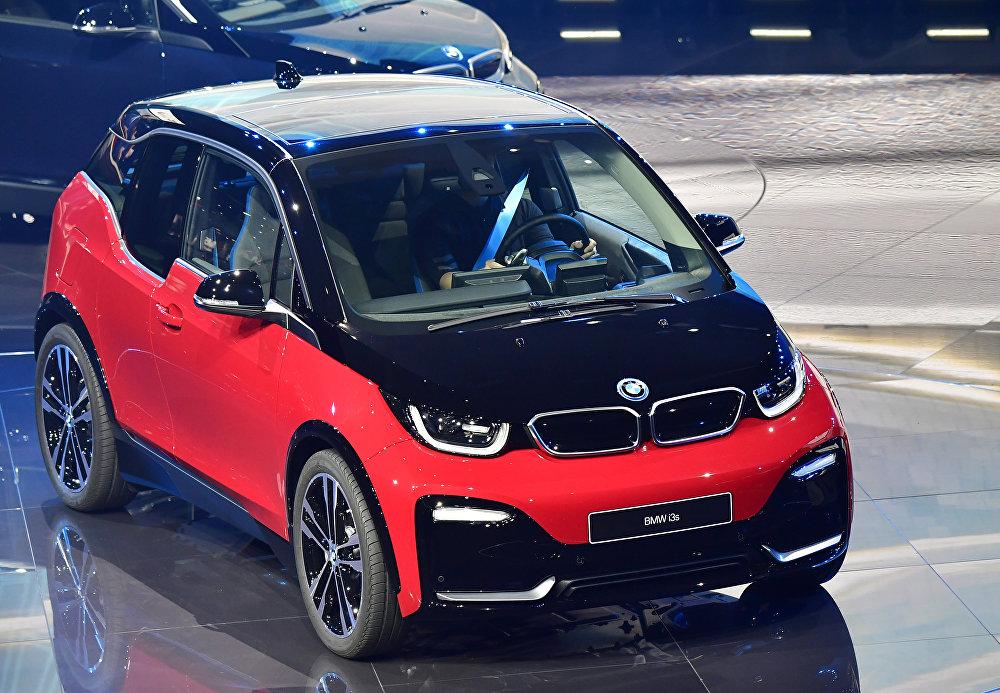 Новый электрокар BMW i3s