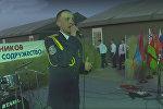 Армянская песня в исполнении белорусского офицера на учениях ОДКБ
