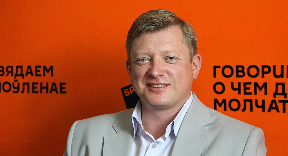 Директор Национального антидопингового агентства Республики Беларусь Денис Мужжухин